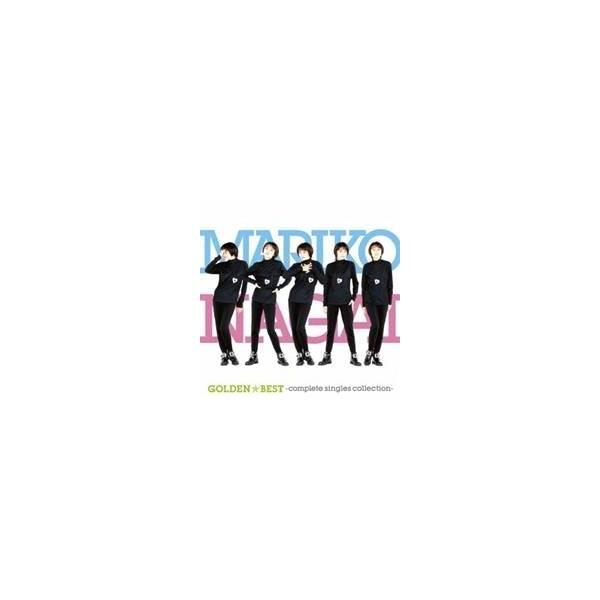 永井真理子/ゴールデン ベスト永井真理子-completesinglescollection- CD