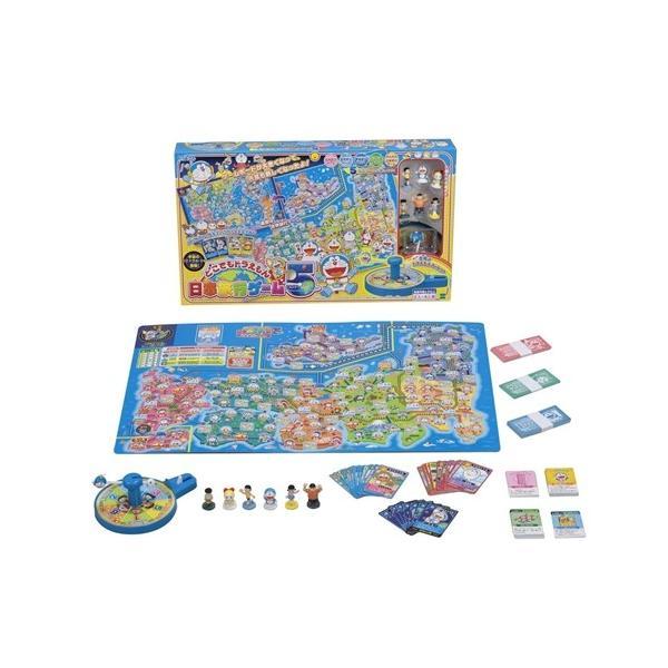 どこでもドラえもん日本旅行ゲーム5おもちゃこども子供パーティゲーム5歳