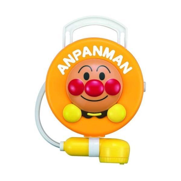 アンパンマンどこでもシャワーおもちゃこども子供知育勉強3歳