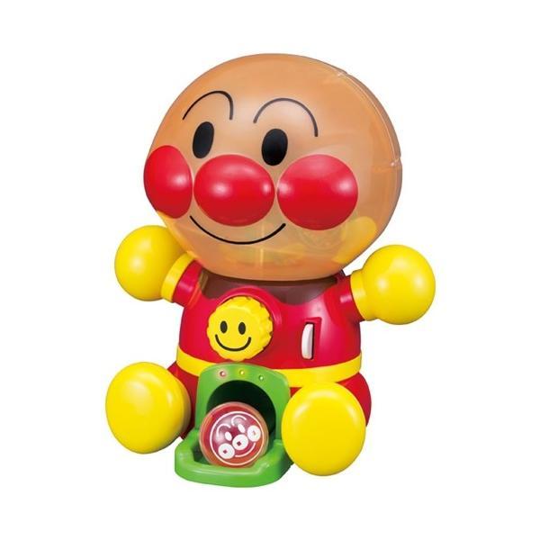 アンパンマンNEWわくわくガチャころりんおもちゃこども子供知育勉強3歳