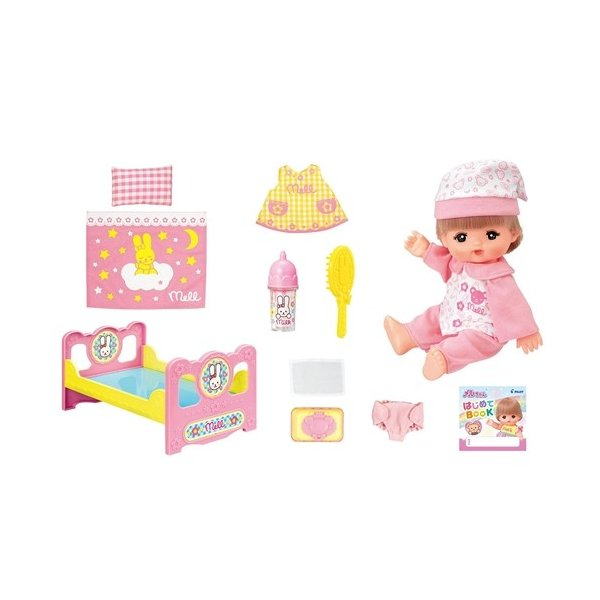 メルちゃん入門セットおもちゃこども子供女の子人形遊び1歳6ヶ月