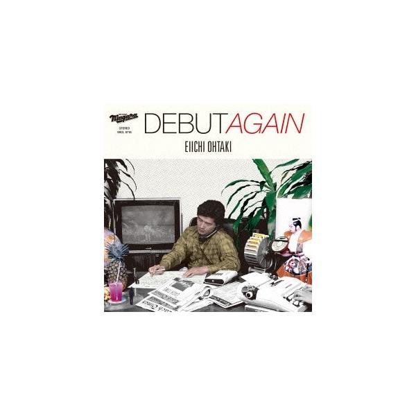 大滝詠一/DEBUTAGAIN《通常盤》 CD