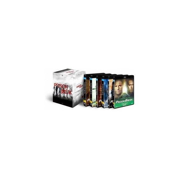 プリズン・ブレイク コンプリート ブルーレイBOX 【Blu-ray】