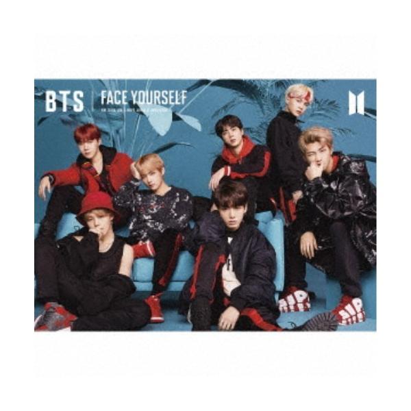 BTS(防弾少年団)/FACE YOURSELF《限定盤A》 (初回限定) 【CD+Blu-ray】