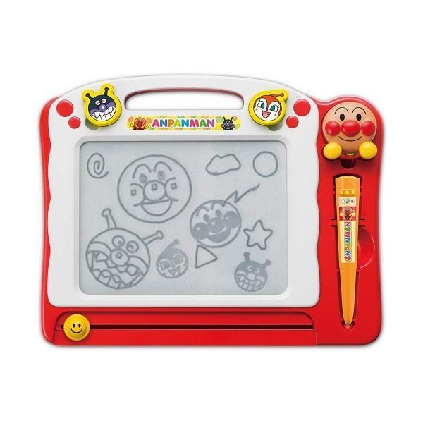 アンパンマン天才脳おしゃべりらくがき教室DXおもちゃこども子供知育勉強2歳