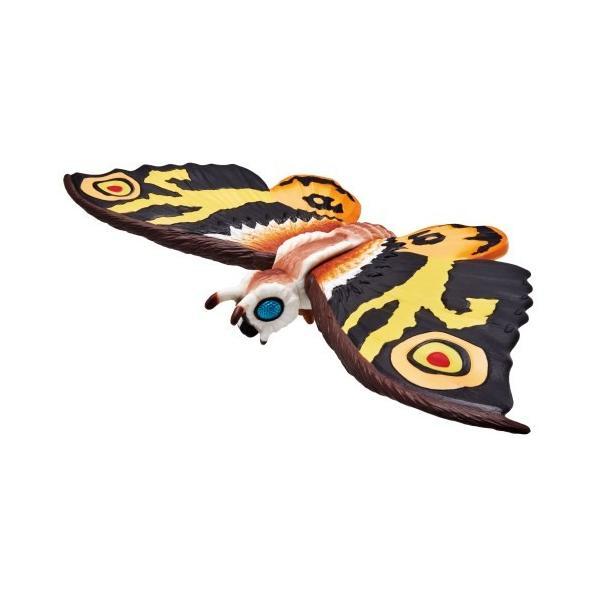 ゴジラムービーモンスターシリーズモスラ(成虫)フィギュア3歳