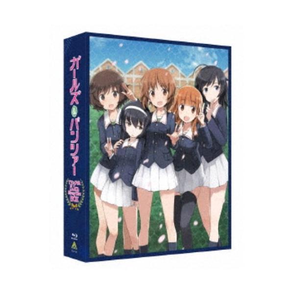 ガールズ&パンツァーTV&OVA5.1chBlu-rayDiscBOX《特装 版》(初回 ) Blu-ray