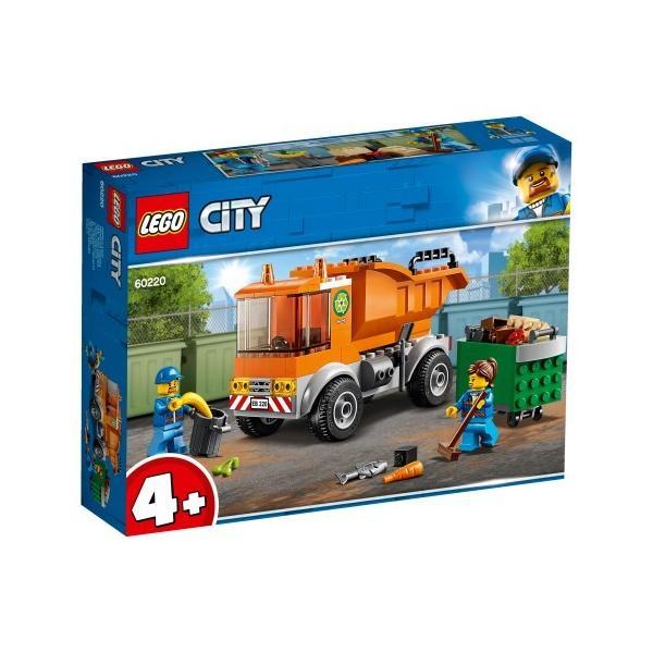 レゴシティゴミ収集トラック60220おもちゃこども子供レゴブロック4歳LEGO