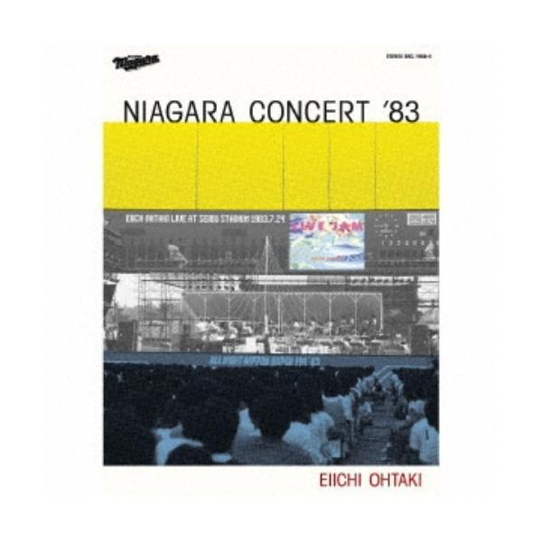 大滝詠一/NIAGARACONCERT'83(初回 ) CD+DVD