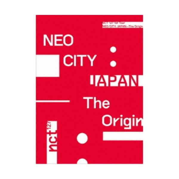 NCT/NCT 127 1st Tour NEO CITY : JAPAN - The Origin (初回限定) 【DVD】