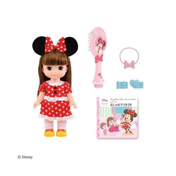 ずっとぎゅっとレミン&ソランソランおしゃれきほんセットおもちゃこども子供女の子人形遊び3歳ミッキーマウス