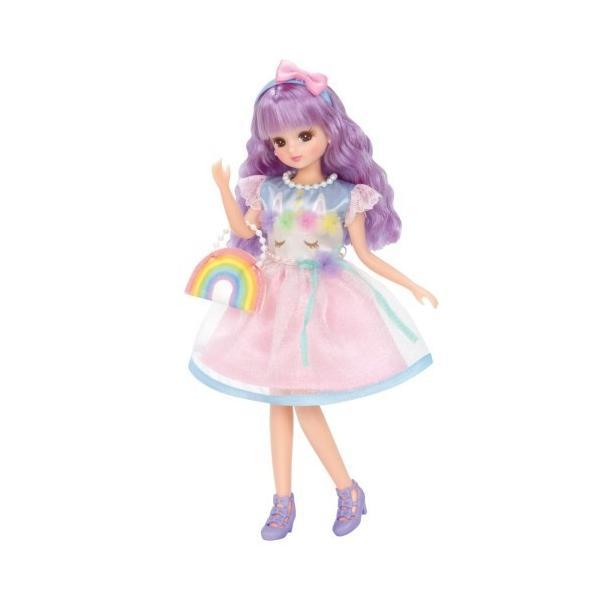 リカちゃんLD-15ゆめかわユニコーンおもちゃこども子供女の子人形遊び