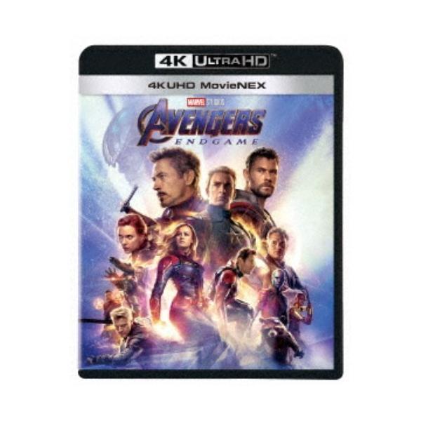 アベンジャーズ/エンドゲームMovieNEXUltraHD《通常版》 Blu-ray