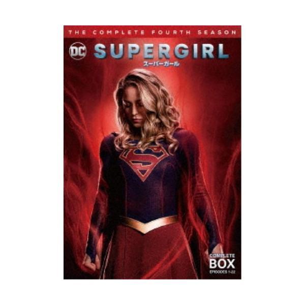SUPERGIRL/スーパーガール<フォース・シーズン>コンプリート・ボックス DVD