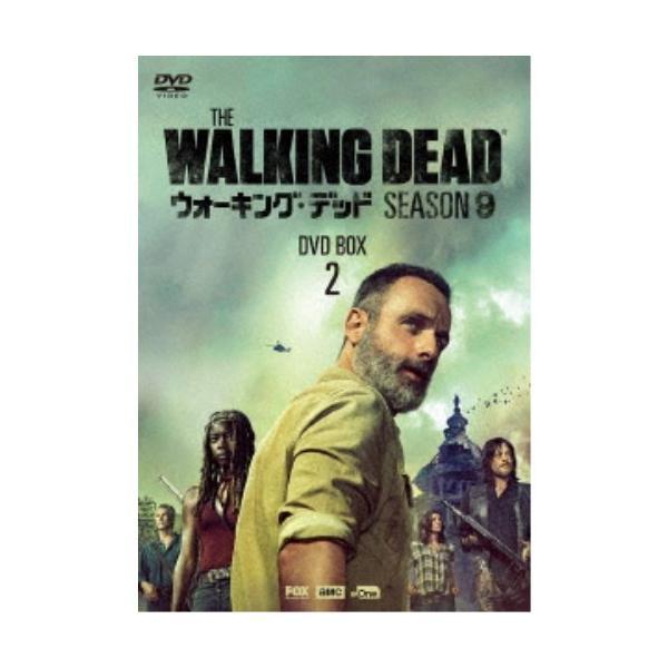 ウォーキング・デッド9 DVD BOX-2 【DVD】