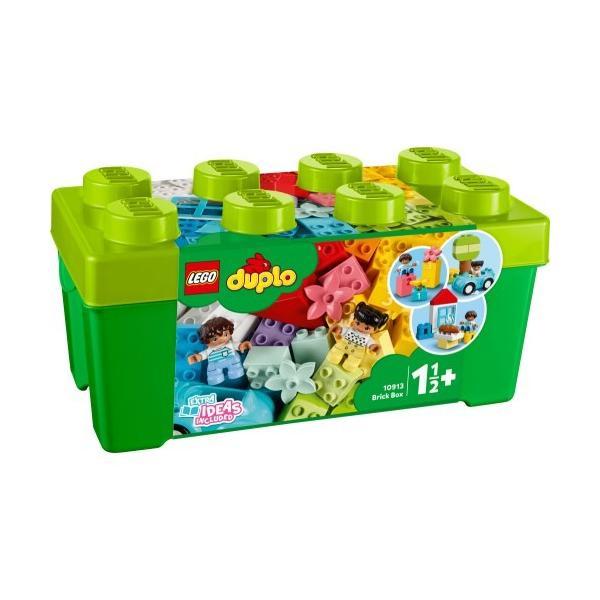 レゴLEGO10913デュプロのコンテナデラックスおもちゃこども子供レゴブロック