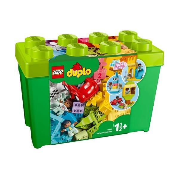 レゴ LEGO 10914 デュプロのコンテナ スーパーデラックスおもちゃ こども 子供 レゴ ブロックの画像