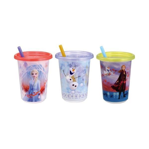 ファンファンパーティ ストローカップ アナと雪の女王2セットおもちゃ こども 子供 知育 勉強 ベビー 1歳6ヶ月