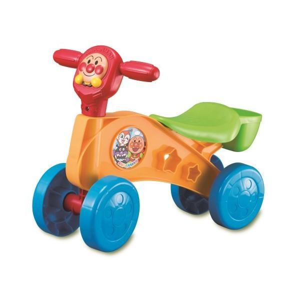 アンパンマンゴー ゴー バギーおもちゃこども子供知育勉強1歳6ヶ月