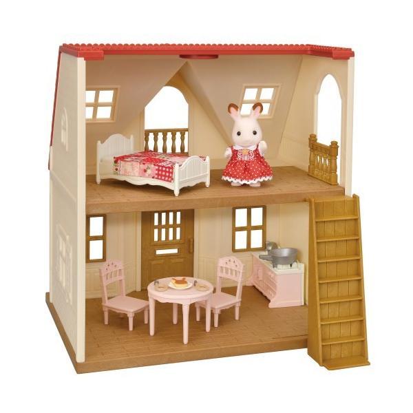 シルバニアファミリーDH-07はじめてのシルバニアファミリーおもちゃこども子供女の子人形遊び3歳