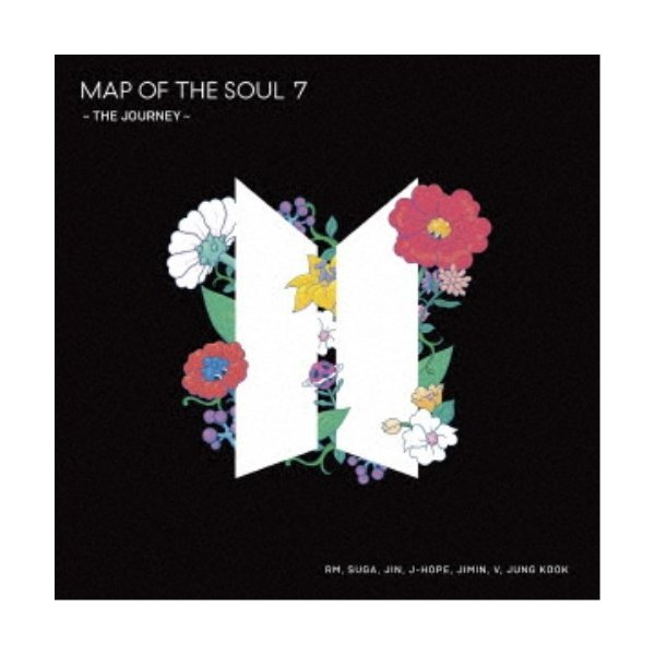 BTS/MAP OF THE SOUL : 7 〜 THE JOURNEY 〜《通常盤》 (初回限定) 【CD】