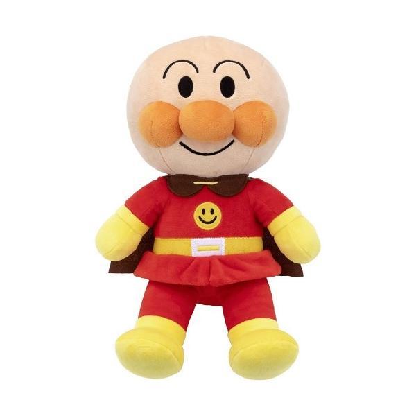 ふわりんスマイルぬいぐるみぎゅっとMアンパンマンおもちゃこども子供女の子ぬいぐるみ1歳6ヶ月