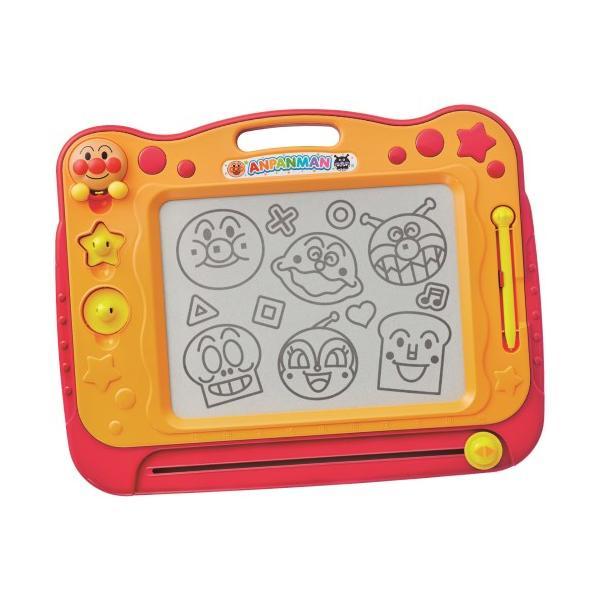 アンパンマンが上手に描けちゃう 天才脳らくがき教室おもちゃこども子供知育勉強1歳6ヶ月
