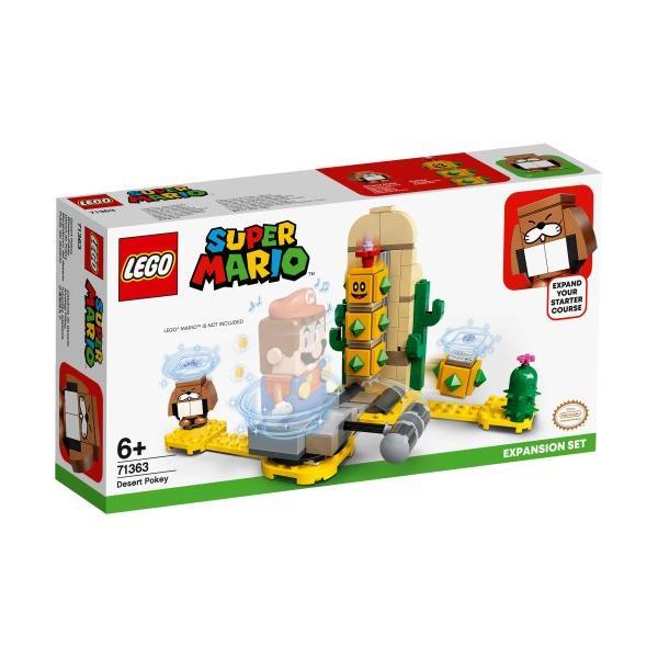LEGOレゴマリオ拡張セットサンボのさばくチャレンジ71363おもちゃこども子供レゴブロックスーパーマリオブラザーズ
