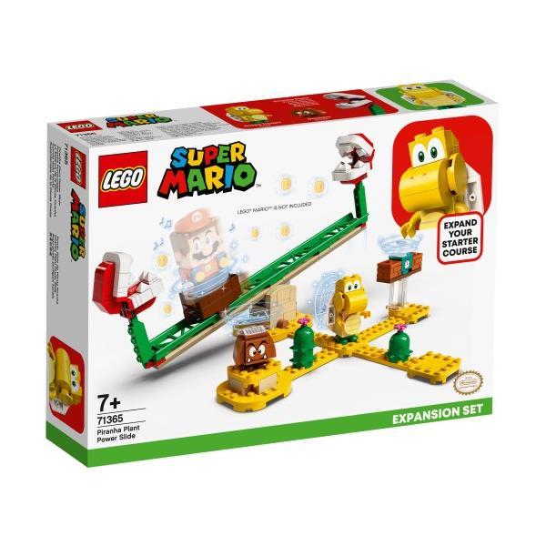 LEGOレゴマリオ拡張セットパックンフラワーのバランスチャレンジ71365おもちゃこども子供レゴブロックスーパーマリオブラザーズ
