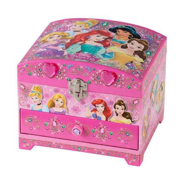 ひみつのラブリーボックス/DC ディズニープリンセスおもちゃ こども 子供 女の子 メイク セット シンデレラの画像