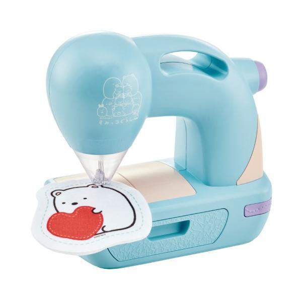 フェルティミシンすみっコぐらしおもちゃこども子供女の子ままごとごっこ作る6歳