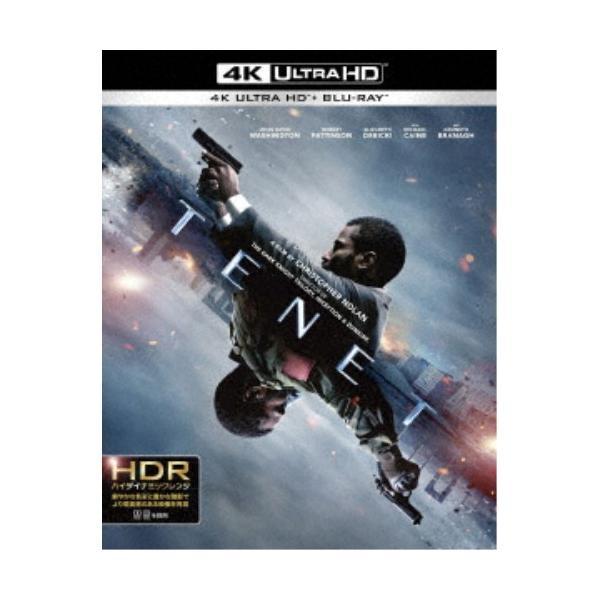 TENET テネット UltraHD《UHDBD ※専用プレーヤーが必要です》 (初回限定) 【Blu-ray】