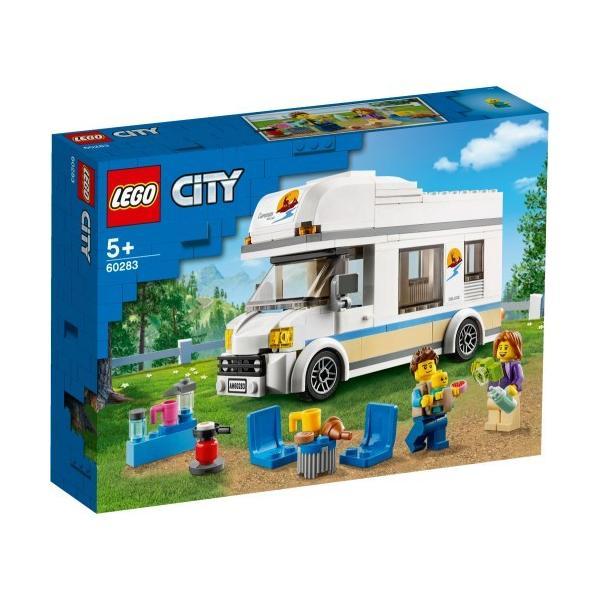 LEGOレゴシティホリデーキャンピングカー60283おもちゃこども子供レゴブロック3歳