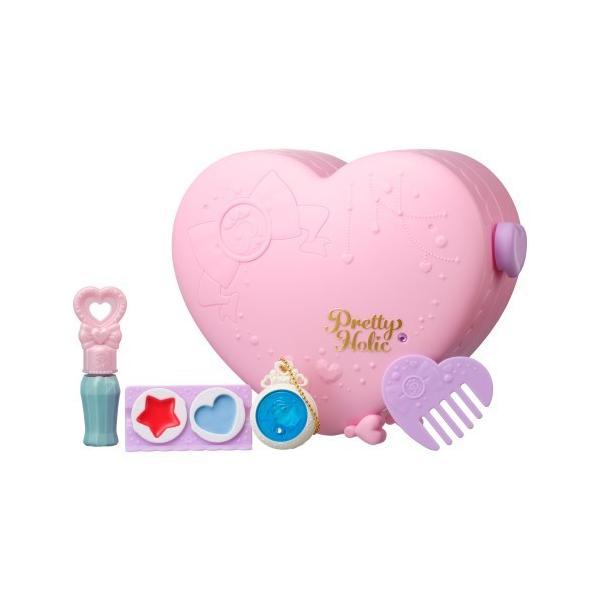 トロピカル〜ジュ プリキュアPrettyHolicハートコフレボックスおもちゃこども子供女の子メイクセット6歳