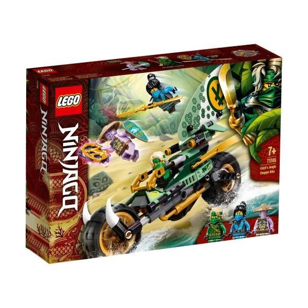 LEGOレゴニンジャゴーロイドのジャングルバイク71745おもちゃこども子供レゴブロック