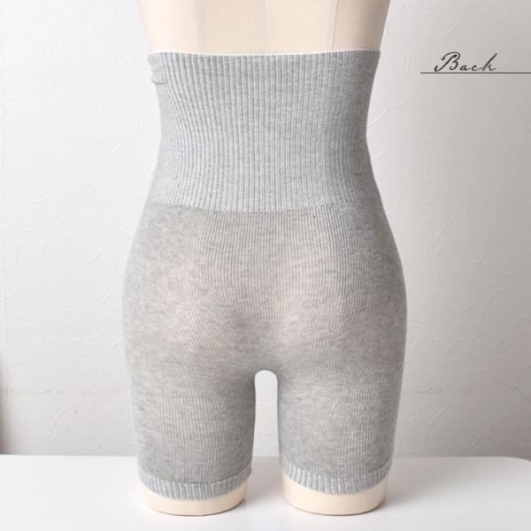肌側シルク 腹巻パンツ レディース 日本製 薄手 春夏用 秋冬用 1年中OK 妊活 冷えとり 腹巻き 敏感肌|eses|03