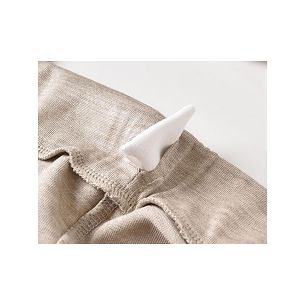シルク100% ジャージー チラ見え防止 ベアトップ風 タンクトップ 日本製 レディース デコルテフィットで胸元カバー|eses|07