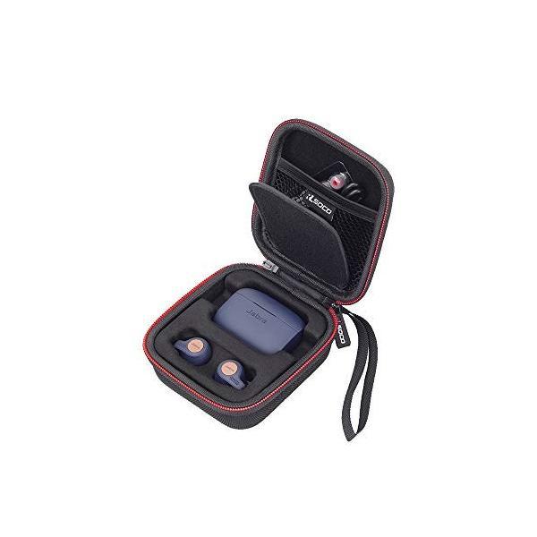 イヤホンケース Jabra Elite 65t / Jabra Elite Active 65t 完全ワイヤレスイヤホン 用 RLSOCO|eshop-smart-market