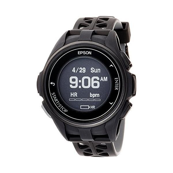 EPSON WristableGPS 腕時計 GPSランニングウォッチ 脈拍計測 J-300B eshop-smart-market