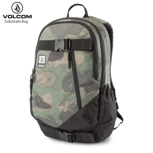 185a5cb2ff46 VOLCOM ボルコム リュック デイパック Substrate Bag 26L CAM バックパック eshop ...