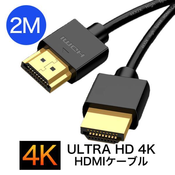 HDMIケーブル2.0規格ハイスピードハイスペックケーブル1m2m3m5mニンテンドーswitchスイッチVer.2.04K60