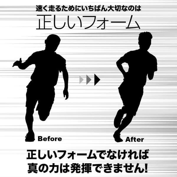 早く走れる 新ランニングギア 杉本スタイル SPAD FAST 徒競走 運動会 体育祭 短距離走 公式 送料無料 メール便|esmile-yh|11