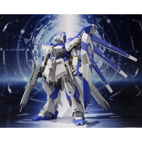 METAL ROBOT魂 RX-93-v2 Hi-νガンダム [Re:Package]約140mm ABS&PVC&ダイキャスト製 塗装済み可動フィギュア|esmile444
