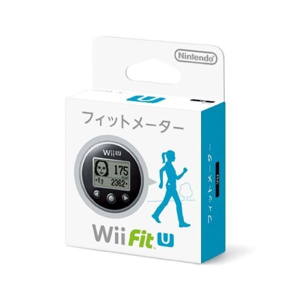 WiiU用フィットメーター クロ 任天堂の画像