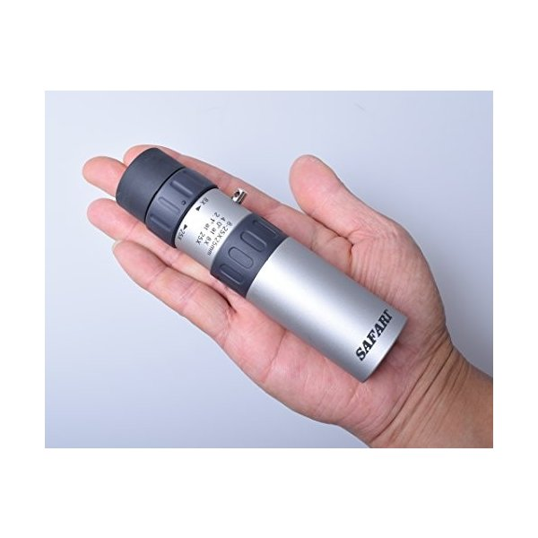 SIGHTRON ズーム単眼鏡 8倍~25倍 25mm口径 遠近両用 8-25×25 M057