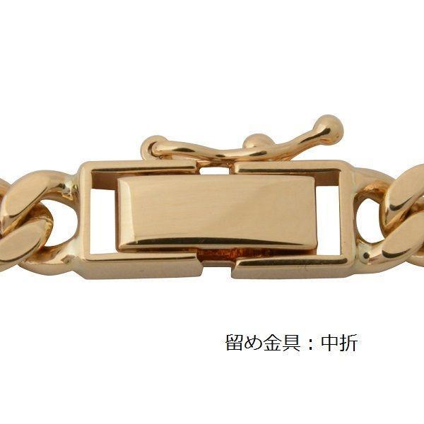 喜平ネックレス K18キヘイ 2面カット 20g-50cm.60cm 18金 メンズ レディース チェーン  espoir2006 06