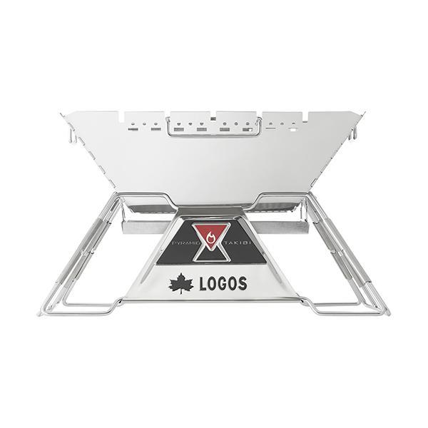 ロゴス(LOGOS) バーベキュー コンロ The ピラミッドTAKIBI ロゴスザピラミッド 焚き火 XL 81064161 たき火 焚火台 キャンプ アウトドア|esports|02