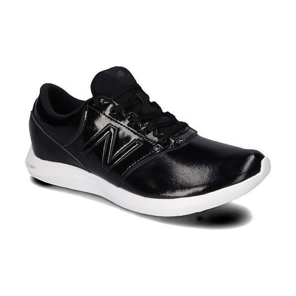 ニューバランス(NewBalance)レディースウォーキングシューズブラックWL415WB2D靴カジュアルジョギング散歩雨の日レ