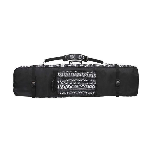 ノースコースト(NORTHCOAST) スノーボード ボードケース 3WAYタイプ キャスター付き NTBK 148cm NW-5005 NTBK スノボ ボードバッグ 板 収納 鞄