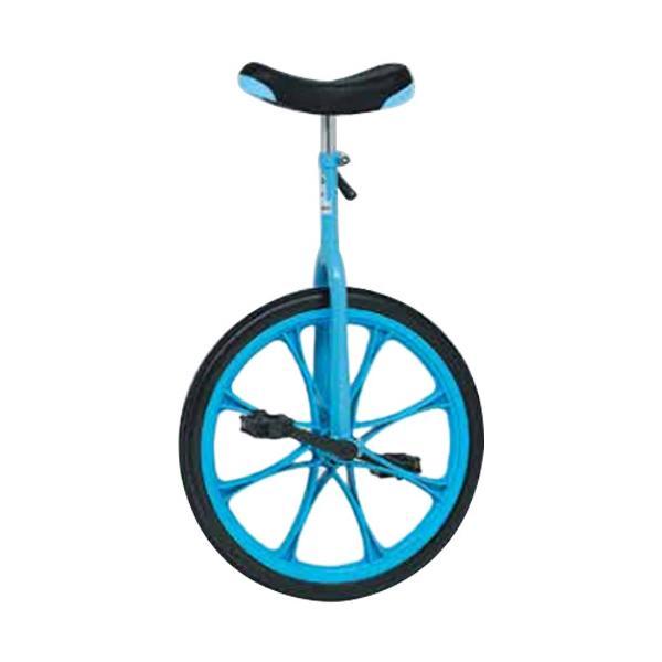 トーエイライト(TOEILIGHT) ノーパンク 一輪車 20 青 T2498B レクリエーション 学校 体育 バランス運動